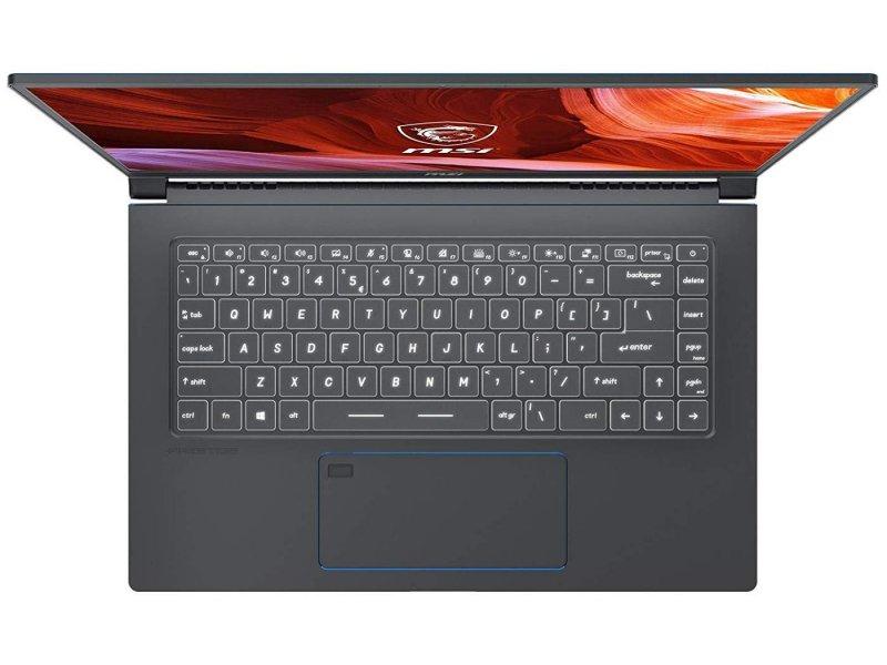 Ноутбук - MSI Prestige 15 i5-10210U